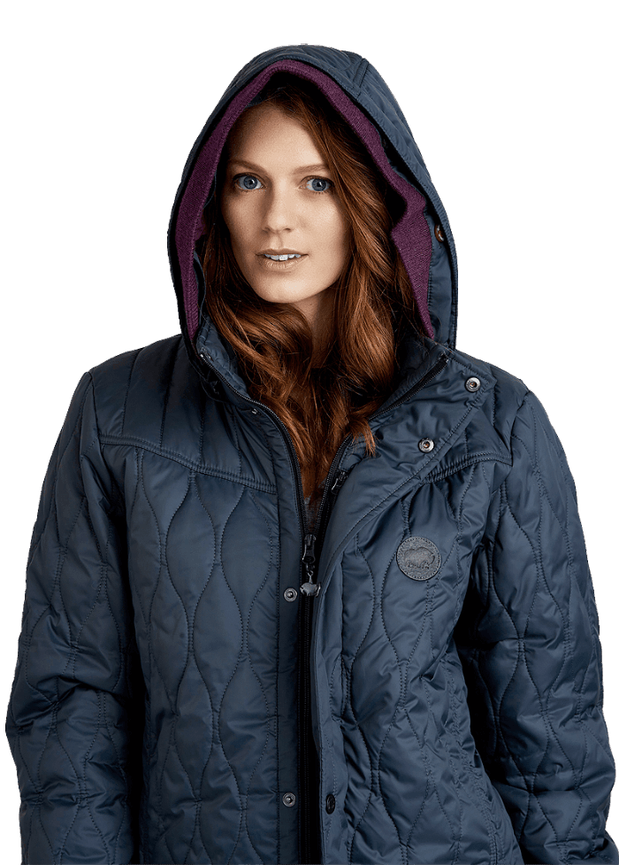 Qiviut jacket woman - Christmas present