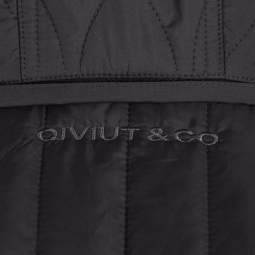 Qiviut jacket closeup detail