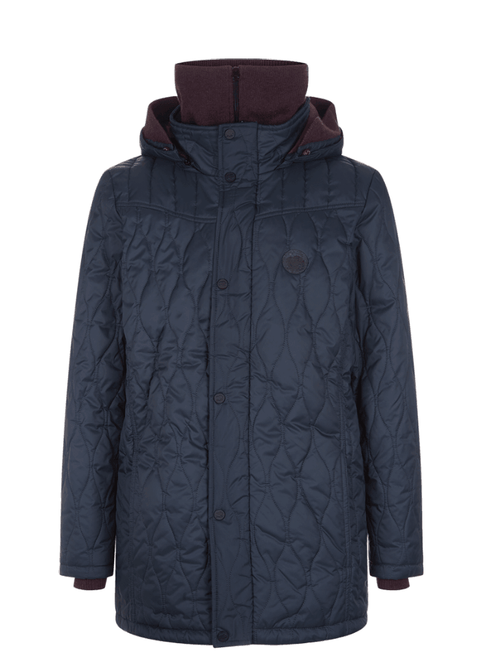 qiviut jacket insulated with musk ox guard hair