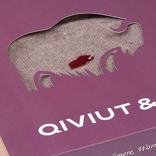 the qiviut hat