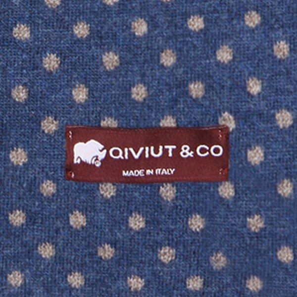 QIVIUT & CO Azure Scarf