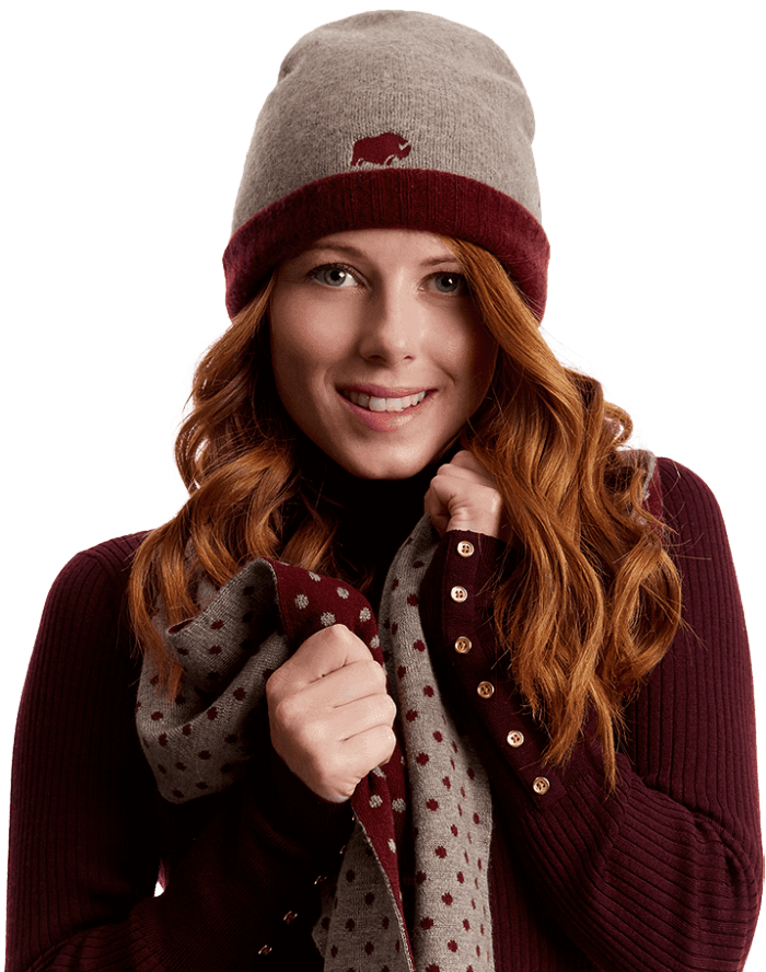 softer than cashmere - the qiviut hats by QIVIUT & CO