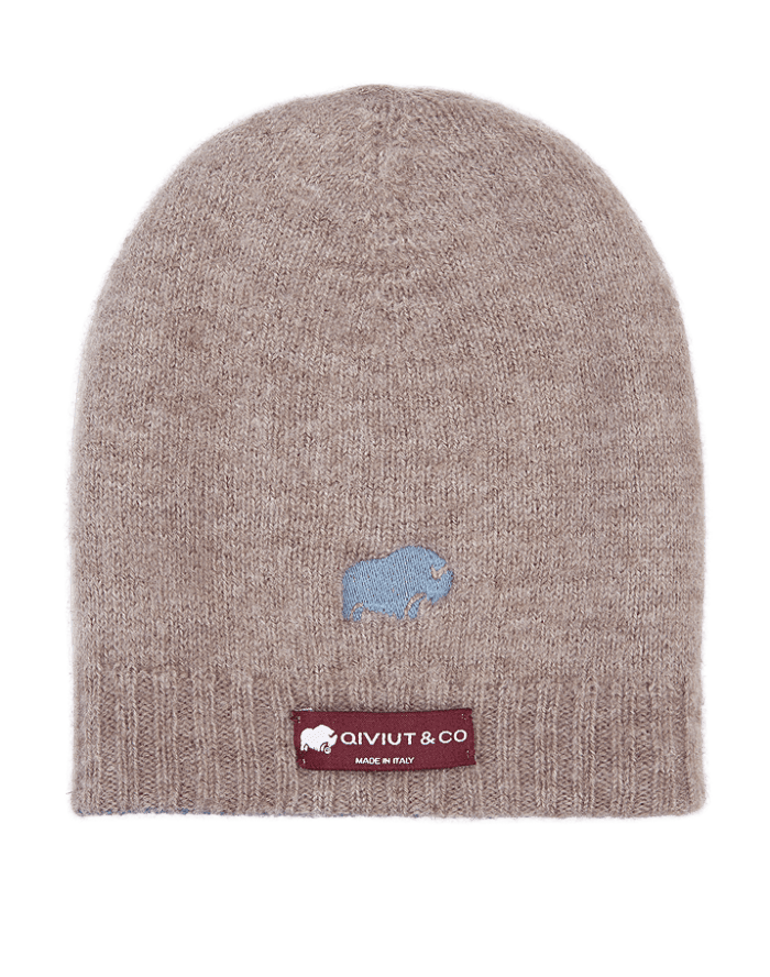 softer than cashmere - the qiviut beanie hats by QIVIUT & CO