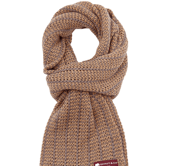 softer than cashmere - the qiviut neck warmer by QIVIUT & CO