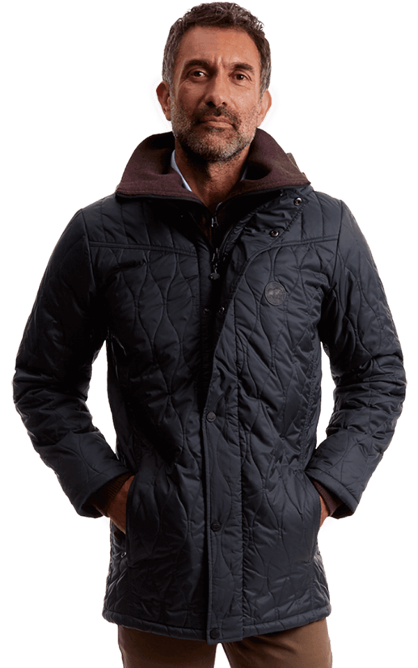 Qiviut and Co Jacket