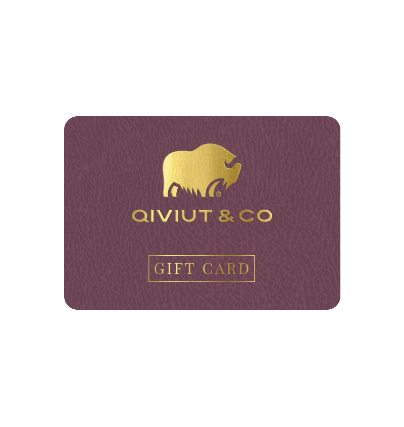 Qiviut Gift Card
