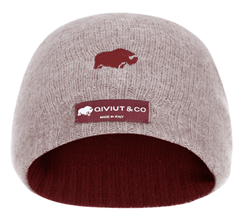 softer than cashmere - the qiviut junior hats by QIVIUT & CO