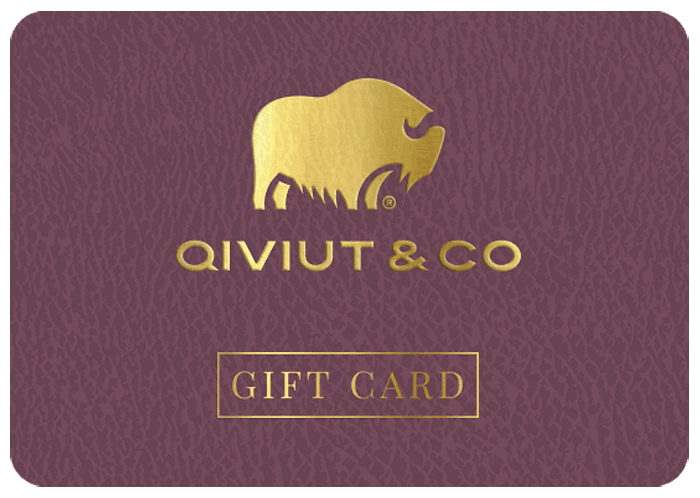 softer than cashmere - the qiviut gift card by QIVIUT & CO