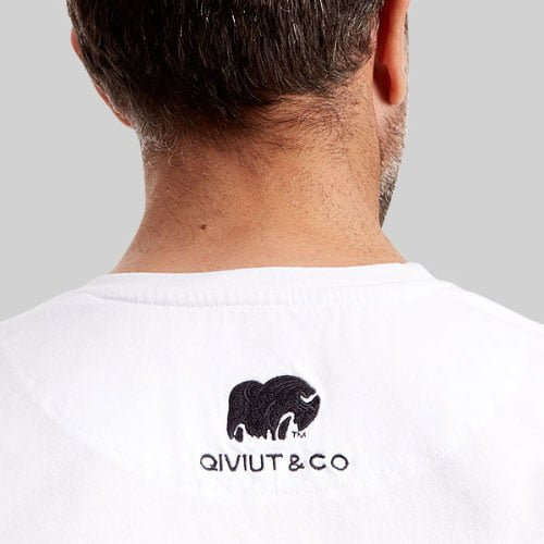 qiviut and co t shirt