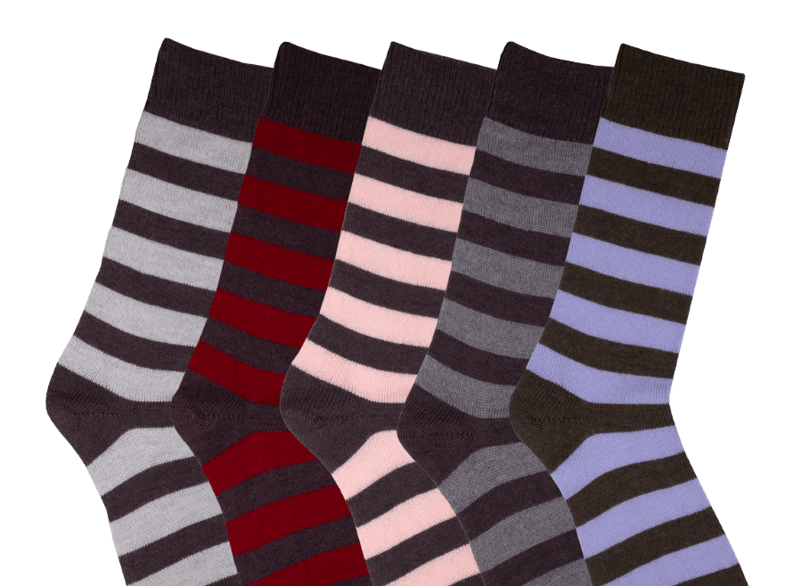 softer than cashmere - the qiviut Ox Socks by QIVIUT & CO